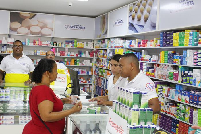 Farmácia Santa Marta - Guia Ubaitaba